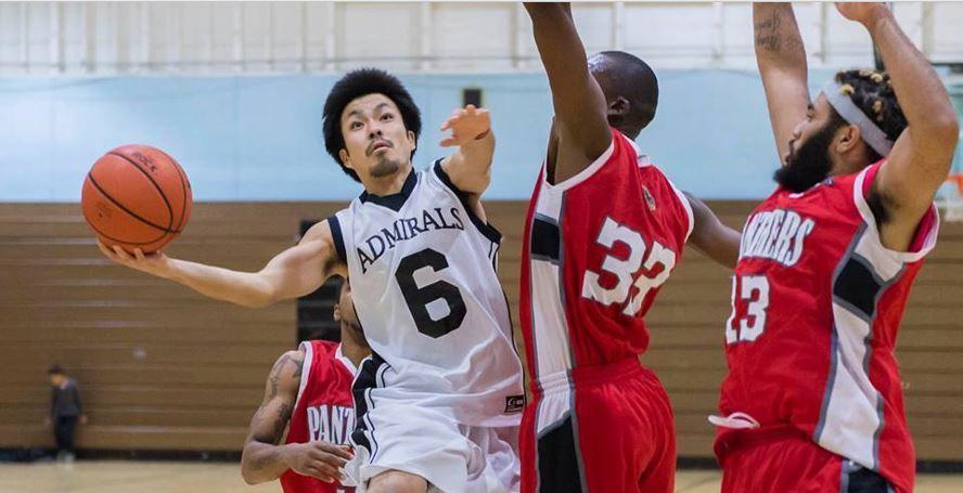 プロバスケットボール伊藤邦茂選手