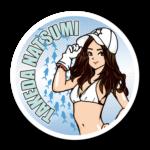 sticker-natsumi-circle